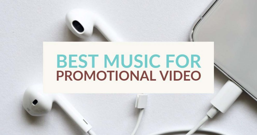 best music promotional video