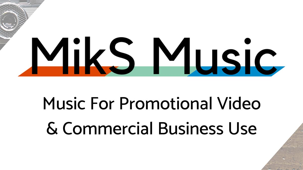 Royalty Free Music - MikS Music