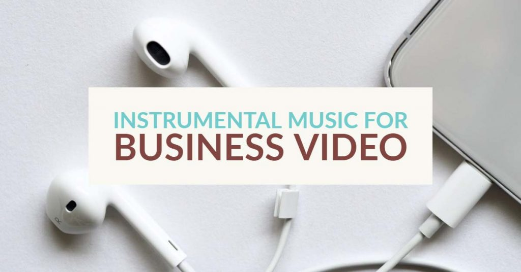 music for business videos