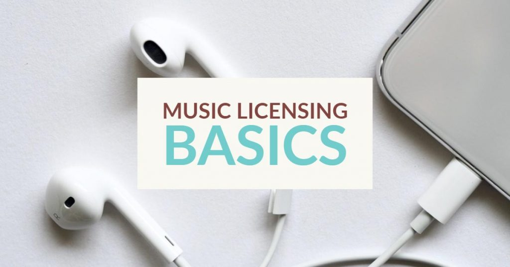 music licensing basics