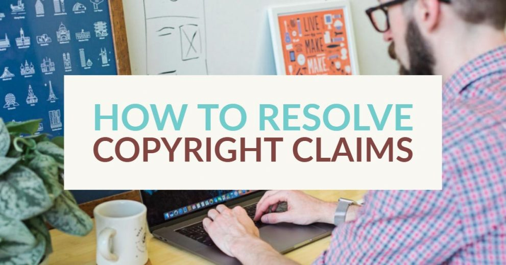 Buyers Guide To Resolving Third Party Content Claims on YouTube