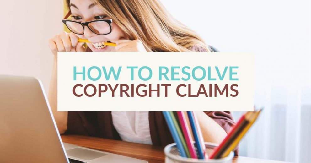 How to Quickly Resolve AdRev For The Third Party Copyright Claims on YouTube (with Infographic)